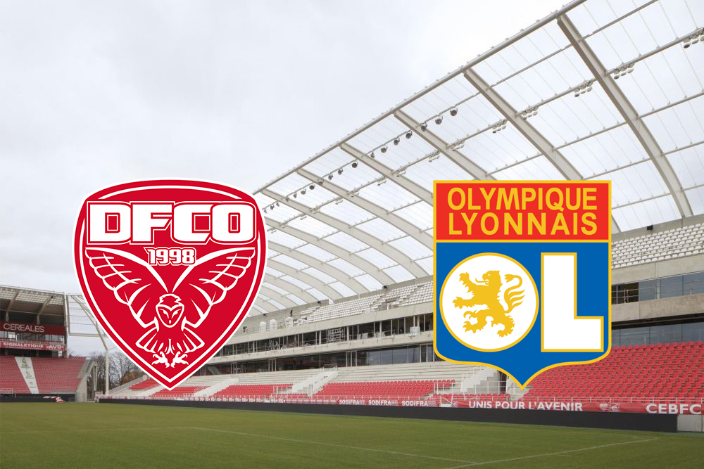 Soi kèo Dijon vs Lyon (Ligue 1 2018/2019 00:00 27-9/2018)